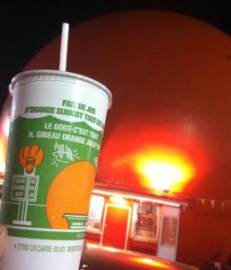 Orange Julep Montreal