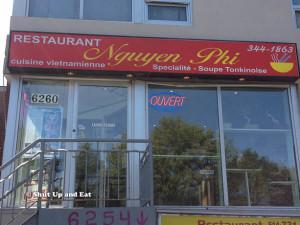 Restaurant Nguyen Phi