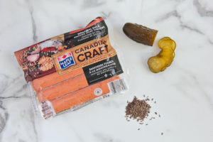 Maple Leaf Canadian Craft Montreal Style Smoked Meat Wieners