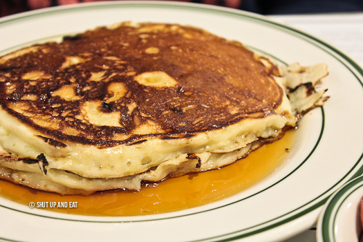 Arthurs nosh bar pancakes