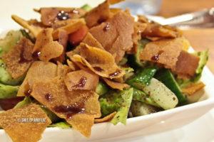 syrian fattouch salad