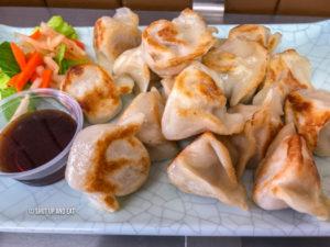 Montreal west dumplings