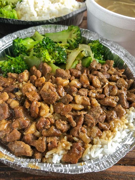 Maison Mignon Pork rice