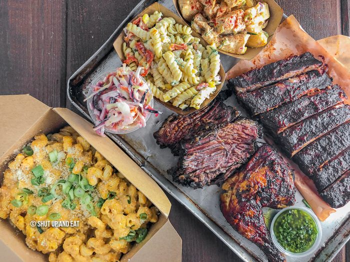 Barbecue from Smokebox
