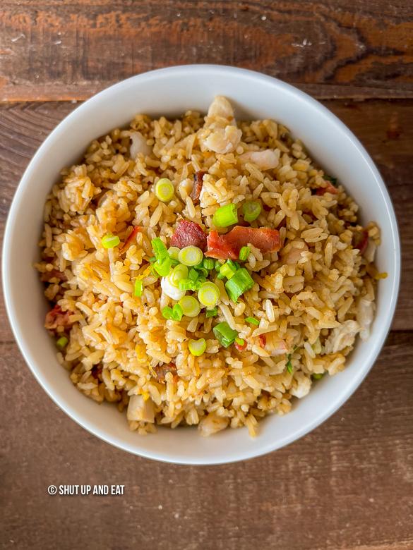 Kung Fu fried rice